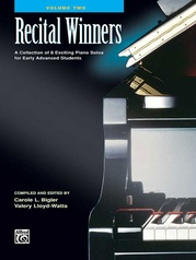 Recital Winners, Book 2