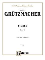 Etudes, Opus 72