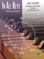 In All Keys, Book 2: Flat Keys