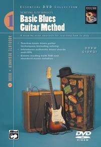 Basic Blues Guitar Method, Book 1