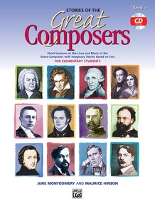 Stories of the Great Composers, Book 1