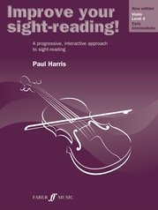 Improve Your Sight-Reading! Violin, Level 4 (New Edition)
