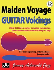 Maiden Voyage Guitar Voicings