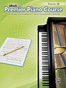 Premier Piano Course, Theory 2B