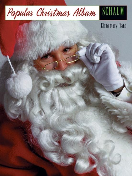 Popular Christmas Album: Piano Book