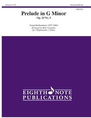 Prelude in G Minor