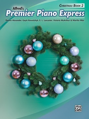 Premier Piano Express Christmas, Book 2
