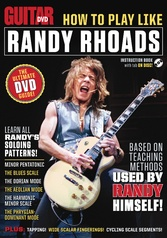 Guitar World: How to Play Like Randy Rhoads