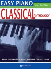 Easy Piano Classical Anthology (International Edition)