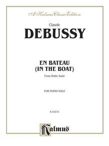 En Bateau (from <I>Petite Suite</I>)