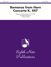 Romanze (from <I>Horn Concerto</I>, K. 447)