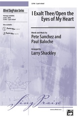 I Exalt Thee / Open the Eyes of My Heart
