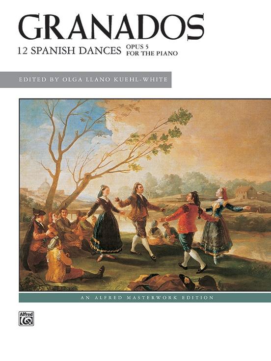 12 Spanish Dances, Opus 5