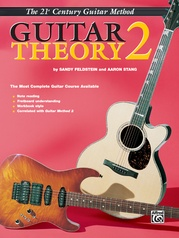 Belwin's 21st Century Guitar Theory 2