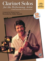 Clarinet Solos for the Performing Artist