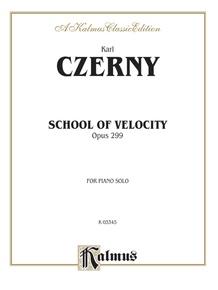 School of Velocity, Opus 299 (Complete)