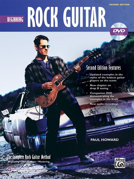 The Complete Rock Guitar Method: Beginning Rock Guitar (2nd Edition)