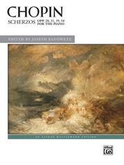 Chopin, Scherzos, Opp. 20, 31, 39, 54