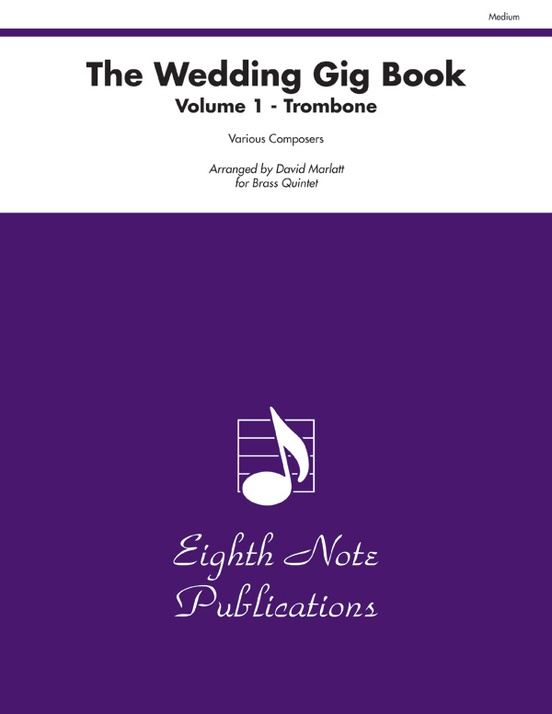 The Wedding Gig Book, Volume 1