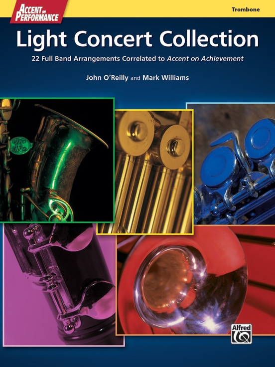 Accent on Performance Light Concert Collection