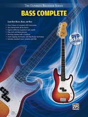 Ultimate Beginner Series: Bass Complete