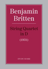 String Quartet in D