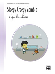 Sleepy Creepy Zombie