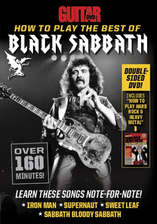 Guitar World: How to Play the Best of Black Sabbath