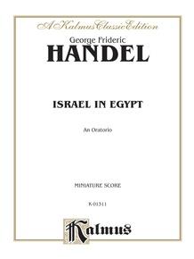 Israel in Egypt (1739)