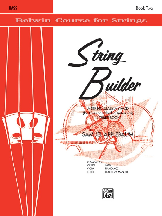 String Builder, Book Two
