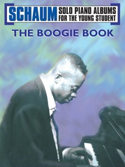 Schaum Solo Piano Album Series: The Boogie Book