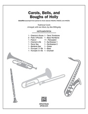 Carols, Bells, and Boughs of Holly!