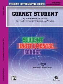 Student Instrumental Course: Cornet Student, Level III