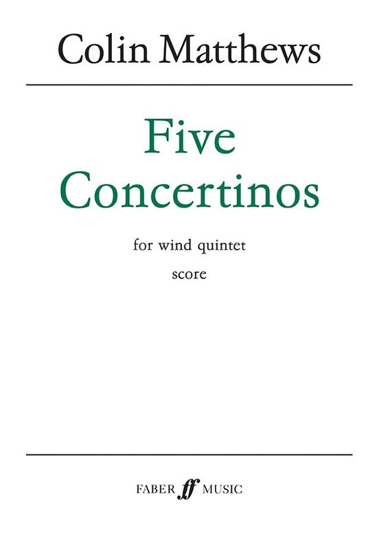 Five Concertinos
