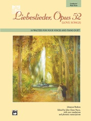 Liebeslieder, Opus 52 (Love Songs)