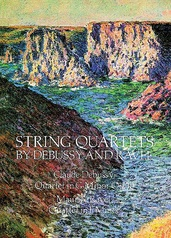 String Quartets by Debussy and Ravel