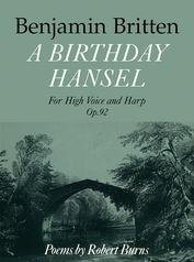 Birthday Hansel, Opus 92