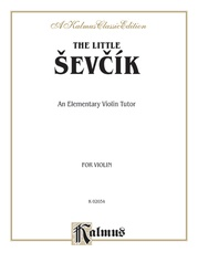 The Little Ševcík (An Elementary Violin Tutor)