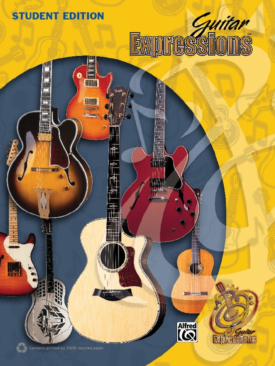Guitar Expressions™: Student Edition (Revised)