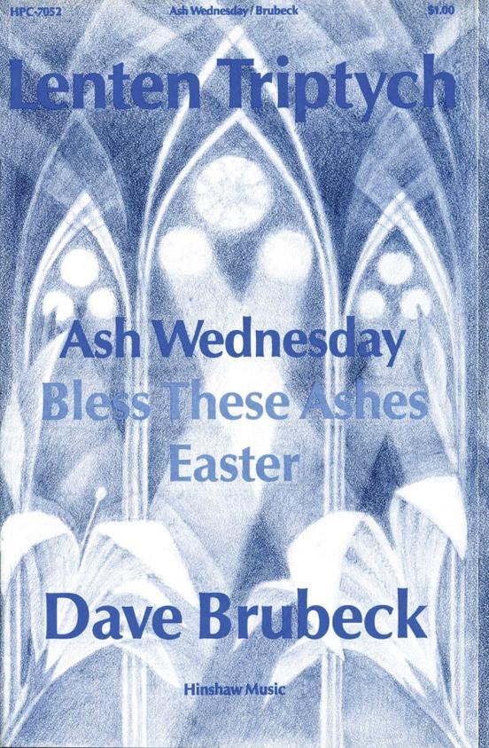 Ash Wednesday (from Lenten Triptych)