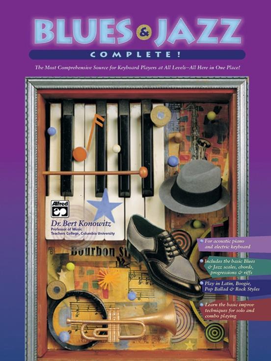 Blues & Jazz Complete