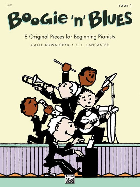 Boogie 'n' Blues, Book 1