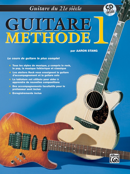 Belwin's 21st Century Guitar Method 1 (French Edition)