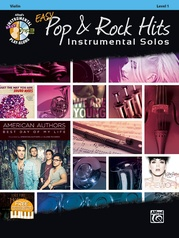 Easy Pop & Rock Hits Instrumental Solos for Strings