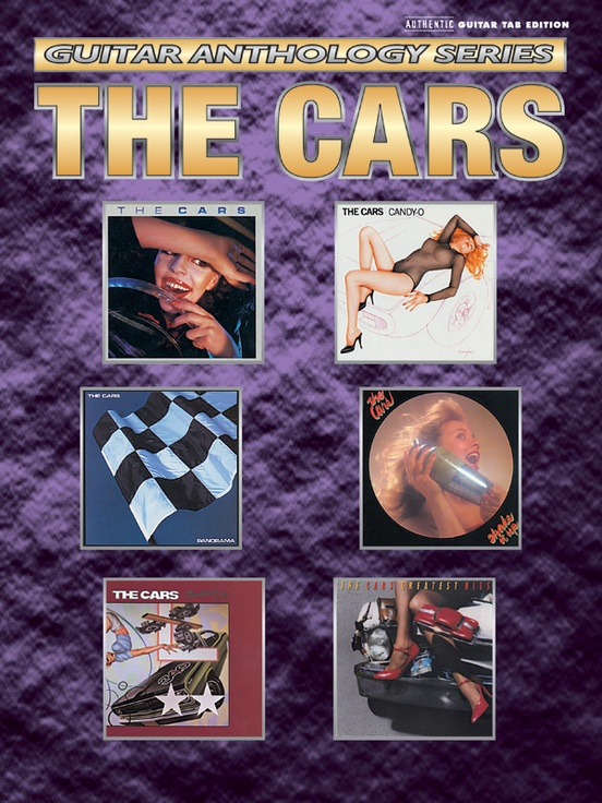 The Cars: Guitar Anthology Series