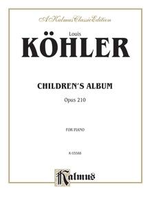 Children's Album, Opus 210
