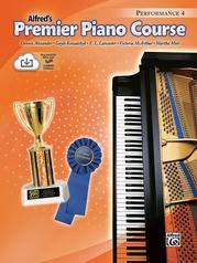 Premier Piano Course, Performance 4