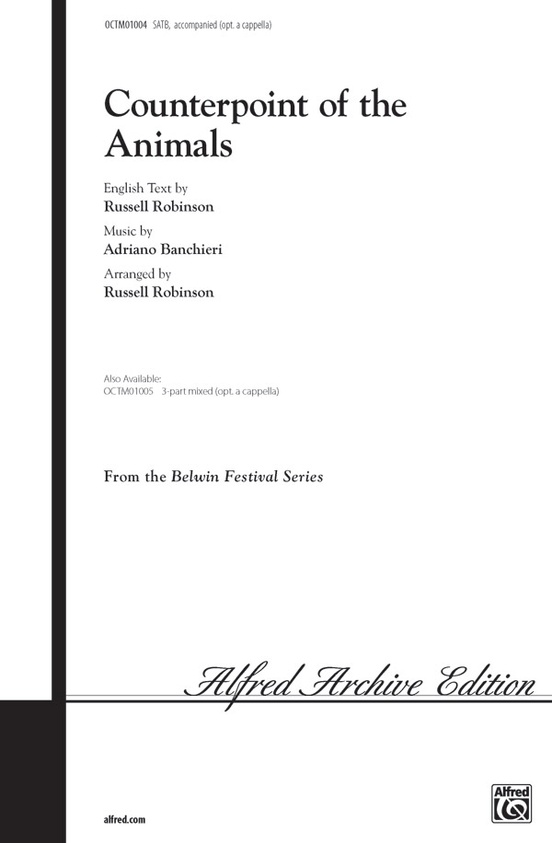 Counterpoint of the Animals