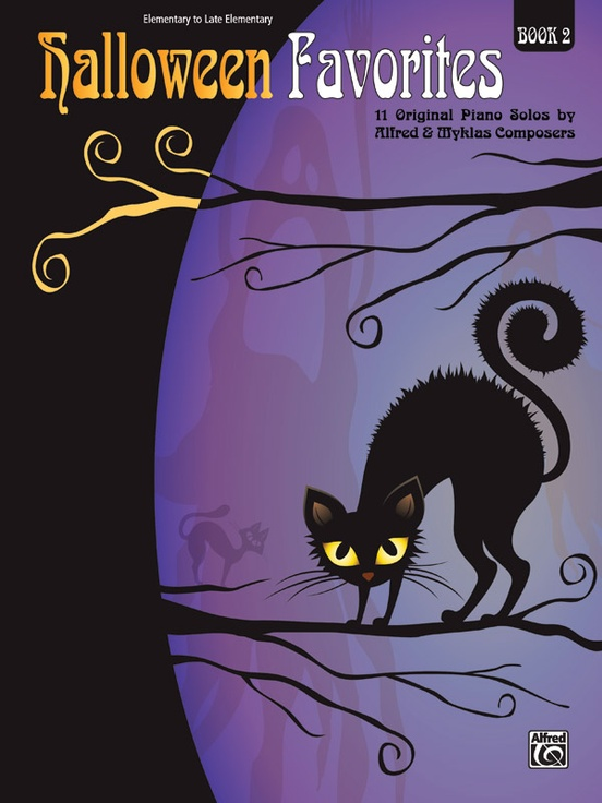 Halloween Favorites, Book 2