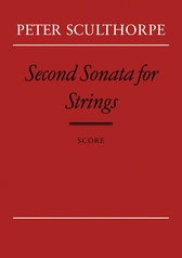 Second Sonata for Strings